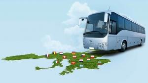 Автобус Европа